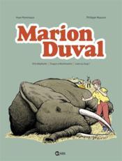 Marion Duval ; INTEGRALE VOL.4 ; T.10 A T.12 - Couverture - Format classique