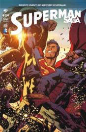 Superman saga N.24 - Couverture - Format classique