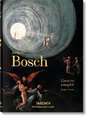 Jérôme Bosch - Couverture - Format classique