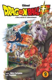 Dragon Ball Super T.9 ; conclusion et dénouement - Couverture - Format classique