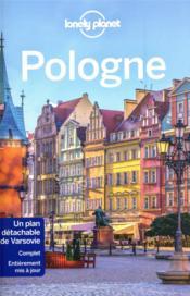 Pologne (4e édition) - Couverture - Format classique
