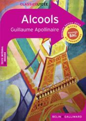 Alcools (édition 2020) - Couverture - Format classique