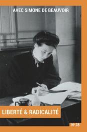 Avec simone de beauvoir - volume 2 : liberte & radicalite - Couverture - Format classique