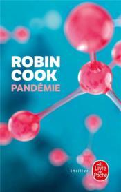 Pandémie - Couverture - Format classique