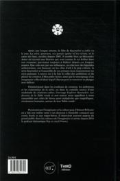 Explorer Kaamelott ; les dessous de la table ronde - 4ème de couverture - Format classique