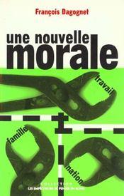Une nouvelle morale - Intérieur - Format classique