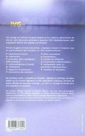 Ivg Medicamenteuse - 4ème de couverture - Format classique