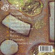 Bonhomme bonhomme - 4ème de couverture - Format classique