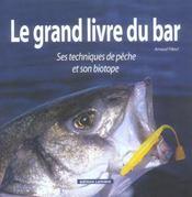 Le Grand Livre Du Bar - Intérieur - Format classique