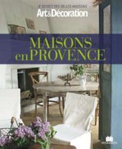 Maison en Provence - Couverture - Format classique
