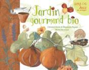 Jardin gourmand bio - lcd - Couverture - Format classique