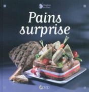 Pains surprise - Couverture - Format classique