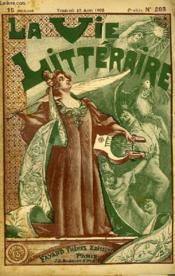 Son Confrere.3eme Partie Et Fin. La Vie Litteraire. - Couverture - Format classique