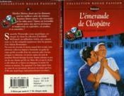 L'Emeraude De Cleopatre - The Brainy Beauty - Couverture - Format classique