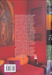 Le guide des couleurs: lhabitat - ev - 4ème de couverture - Format classique