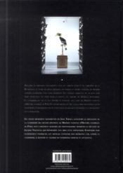 Mort ou vif ; chronique d'une taxidermie contemporaine - 4ème de couverture - Format classique