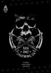Sons of Anarchy T.2 - Couverture - Format classique
