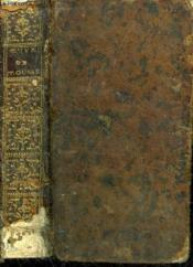 Oeuvres Choisies De Rousseau - Nouvelle Edition. - Couverture - Format classique