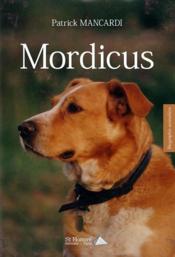 Mordicus - Couverture - Format classique