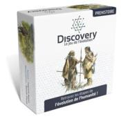 Discovery ; le jeu de l'évolution ; préhistoire - Couverture - Format classique