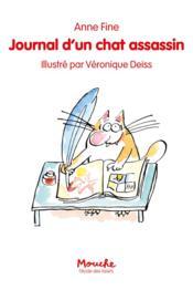 Journal d'un chat assassin - Couverture - Format classique