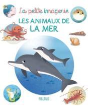 Les animaux de la mer - Couverture - Format classique