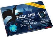 Escape game ; winter is coming - Couverture - Format classique