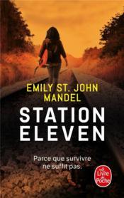 Station eleven - Couverture - Format classique