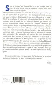 La nef des fous ; des nouvelles du Bas-Empire - 4ème de couverture - Format classique