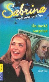 Sabrina T.4 ; Un Invite Surprise - Intérieur - Format classique