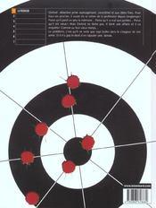 Sept balles pour Oxford t.1 ; la promesse - 4ème de couverture - Format classique
