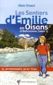Emilie en oisans et belledonne (isere i) - Couverture - Format classique