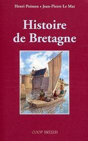 Histoire de Bretagne - Intérieur - Format classique
