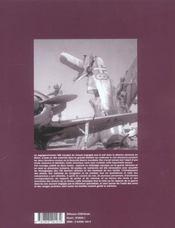 Bataille dans le ciel d'allemagne tome 2 - 4ème de couverture - Format classique