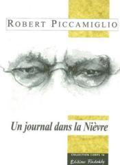 Un Journal Dans La Nievre - Couverture - Format classique