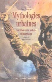 Mythologies urbaines - Intérieur - Format classique