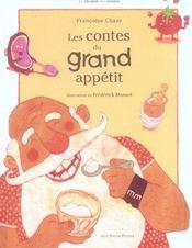 Contes Du Grand Appetit (Les) - Intérieur - Format classique