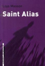 Saint alias - Intérieur - Format classique