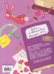 Mistinguette T.1 ; en quête d'amour - 4ème de couverture - Format classique