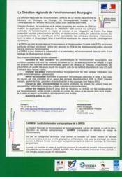 Revue Scientifique Bourgogne-Nature N.8 ; Les Vertébrés ; Etat Des Lieux, Etudes Et Stratégies De Conservation (Edition 2009) - 4ème de couverture - Format classique