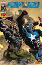 Marvel Stars N.9 - Couverture - Format classique