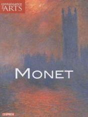 Connaissance Des Arts N.464 ; Monet - Couverture - Format classique
