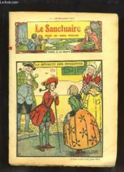 Le Sanctuaire (Histoire, art, science, récréations) N°138 : La royauté des innocents - Couverture - Format classique