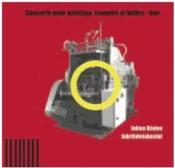 Concerto pour autotypo, conques et bulles - duo - Couverture - Format classique
