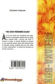 Médaka-box t.9 - 4ème de couverture - Format classique