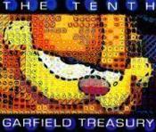 Garfield Treasury T.10 - Couverture - Format classique