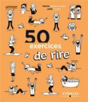 50 exercices de rire - Couverture - Format classique