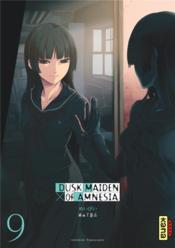 Dusk maiden of amnesia t.9 - Couverture - Format classique