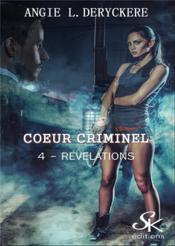 Coeur criminel 4 - Couverture - Format classique