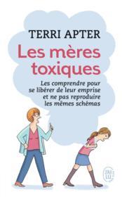 Les mères toxiques - Couverture - Format classique